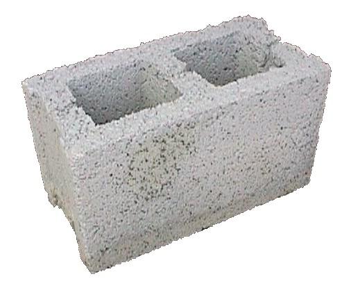 Blocchi cemento forati